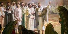 What happened to Jesus' disciples at Pentecost? Read how the Christian congregation was persecuted, Saul was converted, and Peter preached to Cornelius.