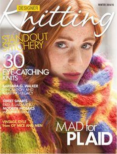 Vogue Knitting International - Winter 2014/2015   Martinas Bastel- & Hobbykiste