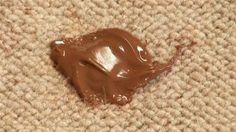 How to remove Chocolate from your carpet, DIY stain removal tips, how to clean your carpet