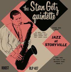 Stan Getz JAzz at Storyville