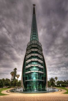 The Swan bell tower Perth Australia