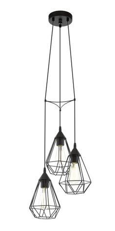Nappali/ Háló - Eglo TARBES függeszték - 94191 - lámpa, csillár, világítás, Vészi lámpa webáruház