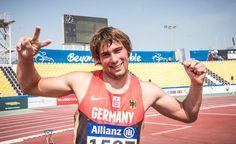 Leichtathletik-WM: Sebastian Dietz holt Kugelstoß-Titel