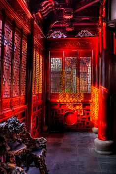 """""""Sunlight Coming in, Yuyuan Gardens, Shanghai, China"""" by SnarkPhoto on Flickr"""