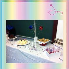 Mesa de dulces ! Evento escolar ! Twitter: @Jasny_Pk ! www.Facebook.com/Jasny.pk !