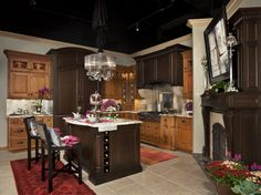 """""""Autumn Kitchen Cool Down"""" in Extraordinary Works, Suite 93 by Valerie Young of Valerie Young Interiors Photo by Beth Singer"""