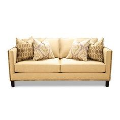 """79"""" Willow Upholstered Sofa - Living Room Furniture"""