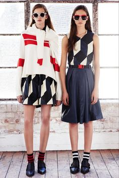 Preen Line Spring 2015 Ready-to-Wear