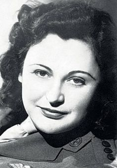 "Nancy Wake ""the white mouse"" the SS most wanted woman and one of the greatest heroines of WW2"