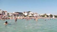 Aydın Didim - Altınkum Plajı / beach HD