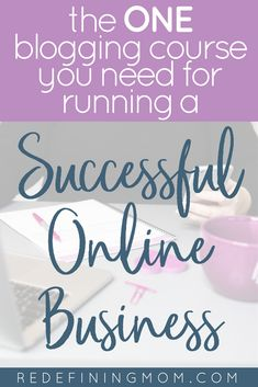 The ONE blogging course you need for running a successful online business is Elite Blog Academy. My full Elite Blog Academy review. How to start a blog to make money from home. Blog courses for online business. #blog #blogging #bloggingtips #eliteblogacademy