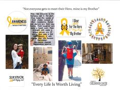 "Pin – It Photomontage Level I 2ND PLACE WINNER. Respect Life ""Every Life is Worth Living"". All entries are property of Respect Life Diocese of Rockville Centre Office © 2016"
