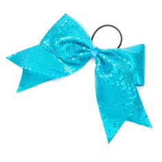Sequin Cheer Bow | Claire's