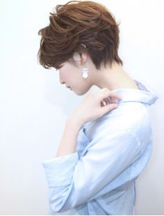 アトレーヴプラス人気の【ワイドバング、くびれミディ】 Love Hair, My Hair, Short Hair Cuts, Short Hair Styles, Cortes Bob, Her Cut, Haircut And Color, Anime Hair, Pixie Haircut