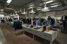 G star flagship store London UK