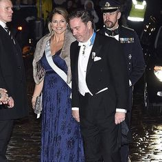 #NEW #NEWS #NYTT Princess Madeleine and Chris ONeill at the Swedish academy today