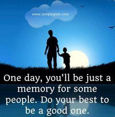 Inspirational quote via www.IamPoopsie.com