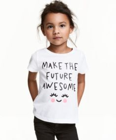 Quote T-Shirt kids