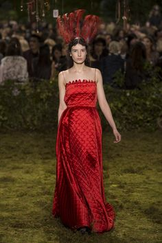 Spring Couture Elegance: DIOR | ZsaZsa Bellagio - Like No Other