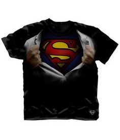 Superman Ripping Open Shirt Men's T-Shirt - List price: $49.99 Price: $16.19 + Free Shipping