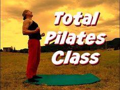 The 40 Min BEST DAMN PILATES WORKOUT VIDEO! Full Pilates Abdominal Core Class - YouTube