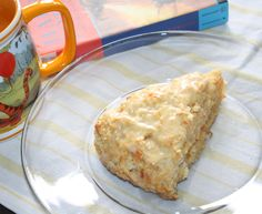 Carrot Coconut Scones | Our Eating Habits