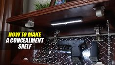 By now we've all seen the companies that make concealment cabinets. Concealment…