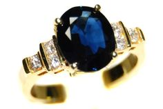 18K Yellow Gold Diamond Oval Solitaire Blue Sapphire Ring... https://www.amazon.com/dp/B00CDO7M7A/ref=cm_sw_r_pi_dp_dsAFxbHHEERR0