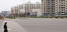 Disso Voce Sabia?: As cidades fantasmas da China.