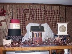 Dining Room Decor Ideas Primitive Crafts Primitive Decor Living
