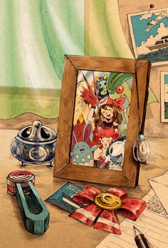Omega Ruby and Alpha Sapphire Comes out November 21st! Don't forget the old days either, though!