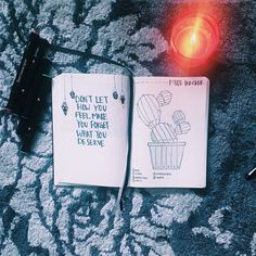 Bullet Journal Mood Tracker & Quote - Spectrum Noir Markers