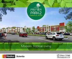 Premier Park 2 - RUKO 2 Lantai