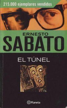 El escaparate de I love Google´s Robot. El libro recomendado. El Tunel, de Ernesto Sabato.