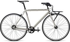 The Roll 8 Rare - a commuting gem. 8-speed internal hub with a Carbon Gates Belt Drive