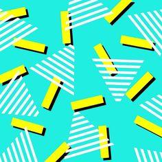 neon patterns wallpaper - Google Search