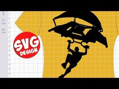 (733) How to Make Fortnite SVG Files for Cricut Silhouette - YouTube Illustrator Tutorials, Svg Files For Cricut, Silhouette, Illustration, Youtube, Illustrations, Youtubers, Youtube Movies