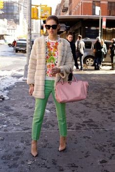 Colors outfit