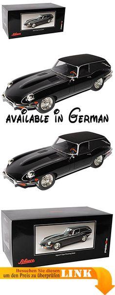 B06XYVCMZZ : Jaguar E-Type Shooting Brake Schwarz Leichenwagen Pro.R18 1/18 Schuco Modell Auto. Das Modell befindet sich in einer stilvollen passenden originalen Verpackung.. Aus Resin mit Plastikteilen.. Das Fahrzeug ist ca 25 cm lang