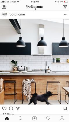 Contrast, wood on the island (but only if not too much with ceilings. Kitchen Lighting Design, Kitchen Pendant Lighting, Kitchen Pendants, Pendant Lights, Hanging Kitchen Lights, Hanging Lamps, Hanging Lights, Kitchen And Bath, New Kitchen