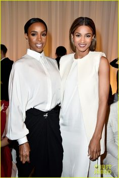 Kelly Rowland Sends Love to Ciara, Denies 'Liking' Negative Comment About Photo Shoot | kelly rowland sends love to ciara 02 - Photo