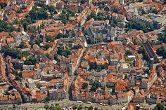 Erfurt, Thüringen Deutschland