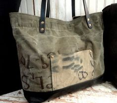 128 best images about Repurposed bags on Pinterest | Indigo, Feed ...