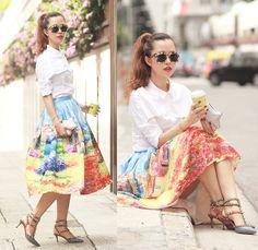 Gu thời trang đông ngọt ngào nữ tính của hot blogger Hong Kong - ảnh 23