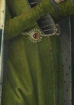 Meester van de Heilige Lucialegende,detail