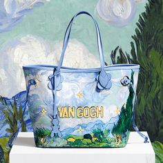 Louis Vuitton | Masters, a collaboration with Jeff Koons #LouisVuitton #Bags #Masters #Fashion #Style #Artwork