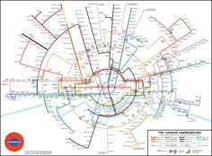 LondonUndergroundCircleMap