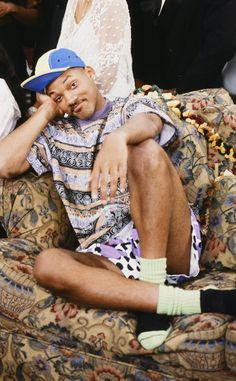 Mix and Match...Again from Will Smith's Craziest Looks on The Fresh-Prince of Bel-Air