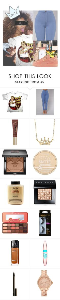 """NXT: TAKEOVER"" by w-on-der-lan-d ❤ liked on Polyvore featuring Too Faced Cosmetics, Givenchy, Rimmel, Bobbi Brown Cosmetics, Maybelline, LORAC, MAC Cosmetics, WWE, Forever 21 and NXT"