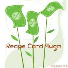 Recipe Card is a Wordpress plugin that makes it easy to create beautiful recipes that readers can print, save and review. Recipe Card also optimizes your recipes for search engines and generates nutrition facts. Your Recipe, Wordpress Plugins, Recipe Cards, Awesome, How To Make, Blog, Recipes, Nutrition, Facts